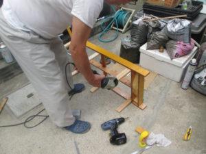 マッサージチェアの加工組み立てスタッフ
